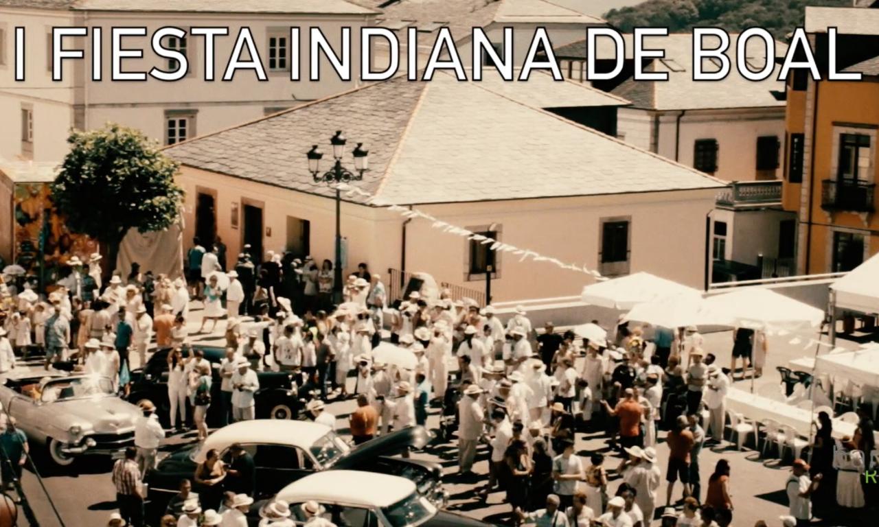 """I Fiesta Indiana de Boal """"Volven os americanos"""" en el Occidente de Asturias"""