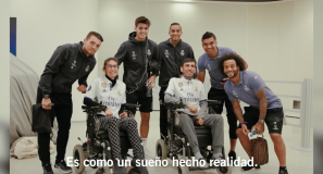 alan gyan refugiados real madrid