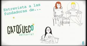 Barenta Report entrevista a Gato Sueco Editorial